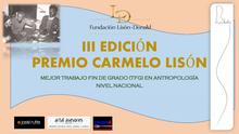 III Premio Carmelo Lisón - Bases
