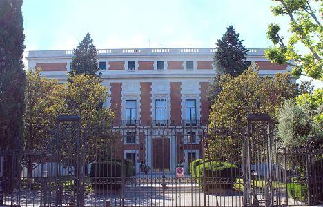 Casa de Velázquez de Madrid